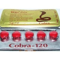 Cobra Red 120mg